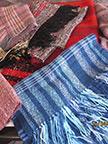 Kolekce šálů 2017